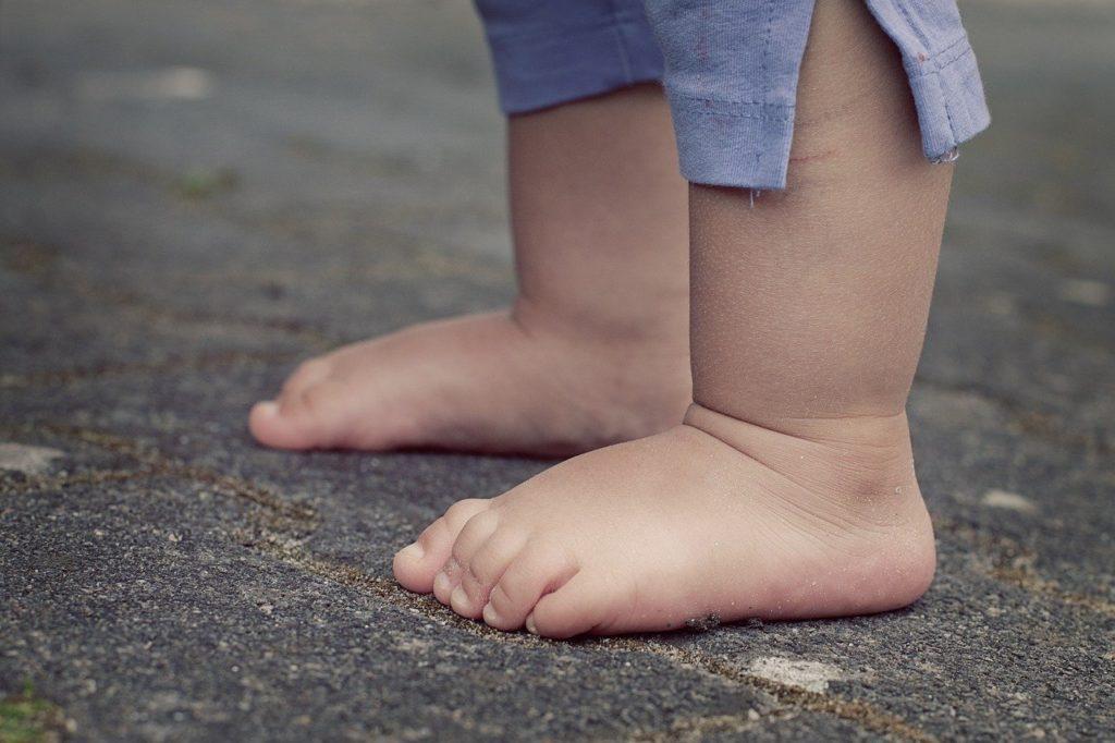 feet, children's feet, baby